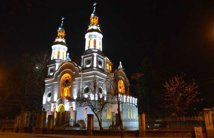 Saint Ilie church in Timisoara, Romania