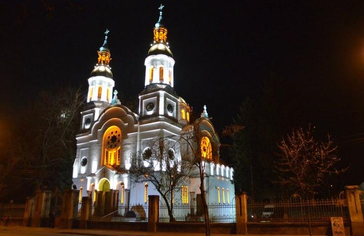 Saint Ilie church in Timisoara, Romania
