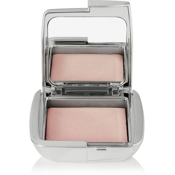 Hourglass Ambient® Strobe Lighting Powder - Iridescent Strobe Light ($49) ❤ liked on Polyvore featuring beauty products, makeup, face makeup, face powder, pink and hourglass cosmetics