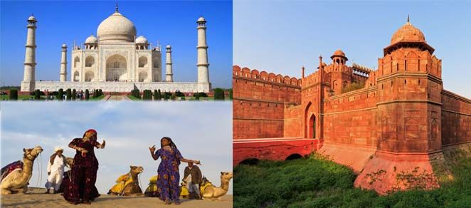 Golden triangle tour 4 nights 5 days is the best tour package which will take you to the eclectic beauty of India. Hundreds and thousand tourists choose this tour package. There will you see Indias most famous monument and experience the culture of India.
