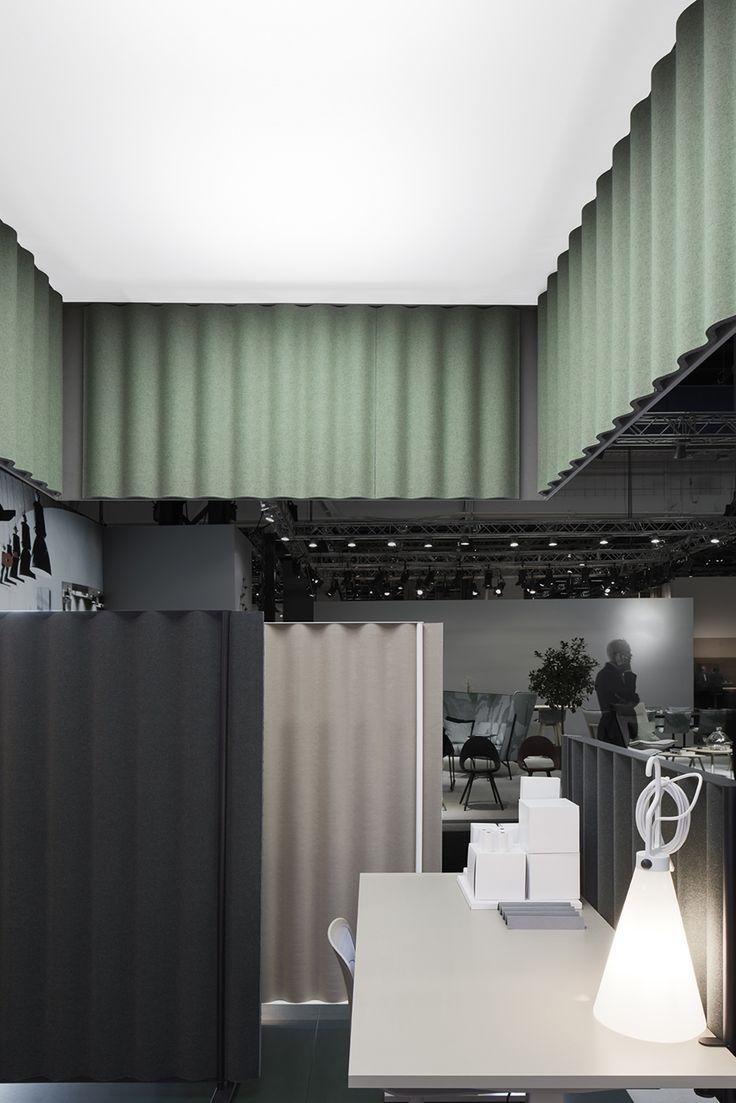 Abstracta Soundscape Stockholm Furniture Fair 2017 Linus Berglund ...