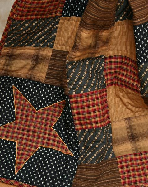 14 best Americana Style images on Pinterest | Blankets, Block ... : americana country quilts - Adamdwight.com