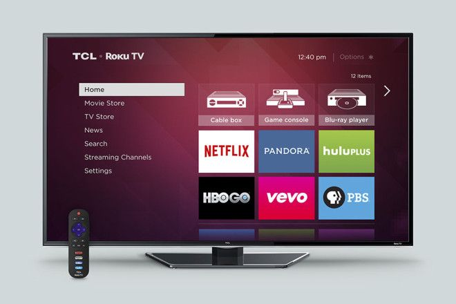 """Ultra-Cheap TVs, Now With Roku Streamers Built Right In: """"TCL"""" and """"Hisense"""" sets; 32""""=$230; 55""""=$650; Details."""