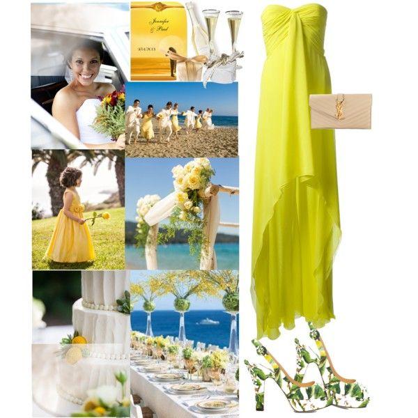 Beach Wedding Guest Semi-Formal