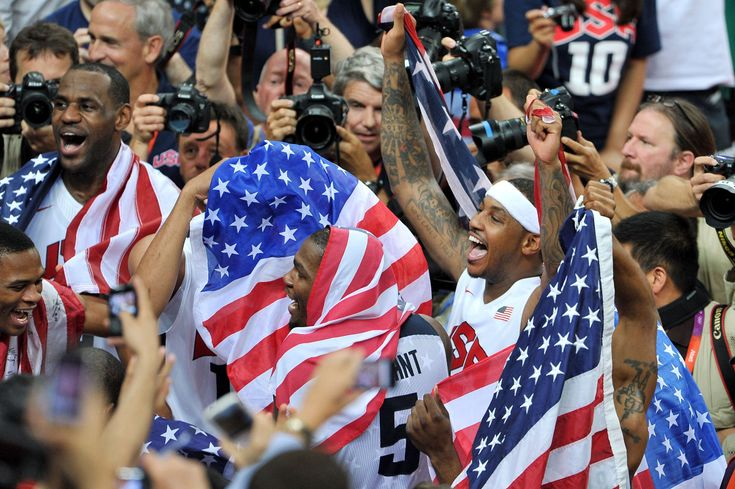 U.S. Olympic basketball game times announced