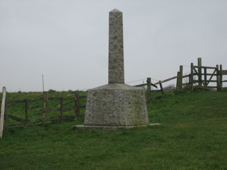 Pilgrim Fathers memorial at Fishtoft, Lincolnshire