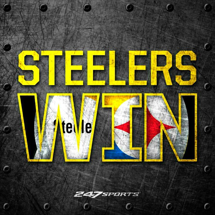 Steelers Win                                                                                                                                                                                 More