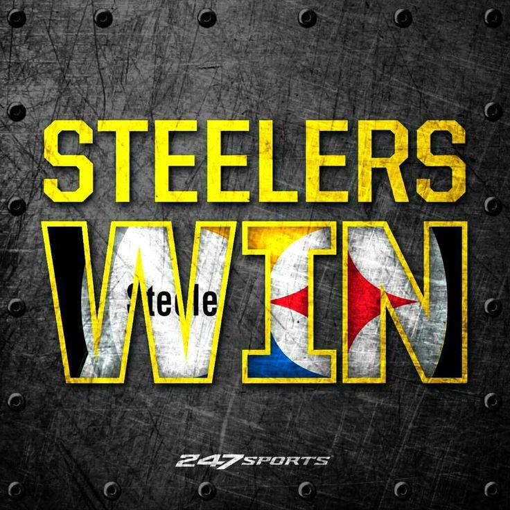 Steelers Win                                                                                                                                                                                 More
