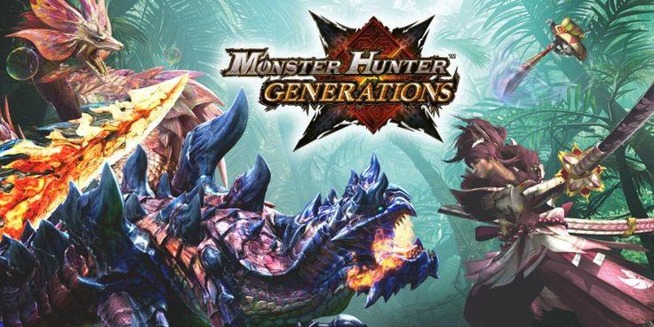 Unisciti alla caccia con la demo di Monster Hunter™ Generations!