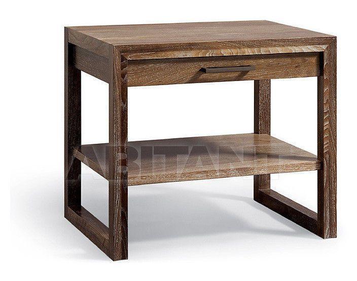 Тумбочка коричневая Altura Furniture Arris Side TableArris Side 24' / NATURAL , каталог корпусной мебели: фото, заказ на ABITANT , Москва