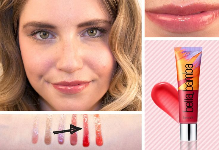 NEW product alert…ultra plush lip gloss! | blog.benefitcosmetics.com