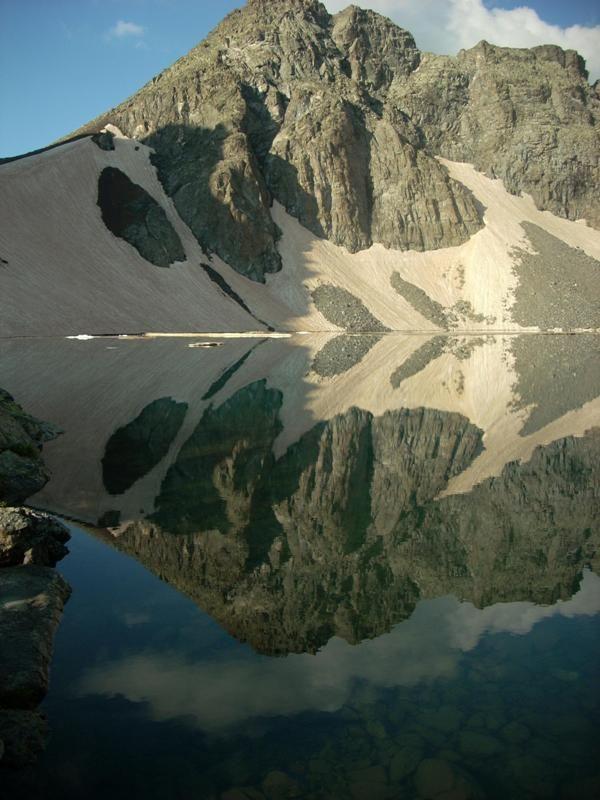 lake in Kackar Mountains-Turkey
