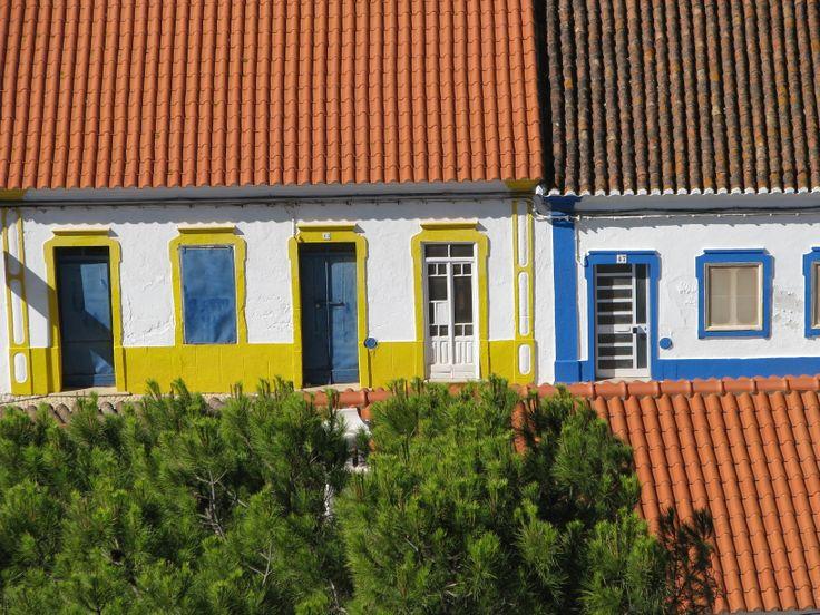 Maisons traditionnelles d'Algarve