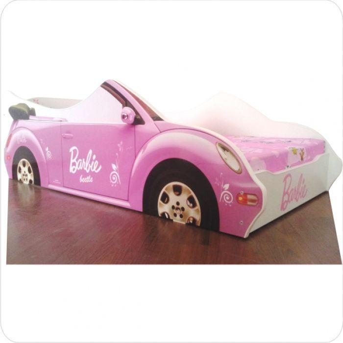 Pat masina Beetle - pentru fetite