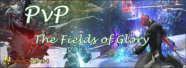 FFXIV New PvP Encounter – The Fields of Glory (Shatter) Preview