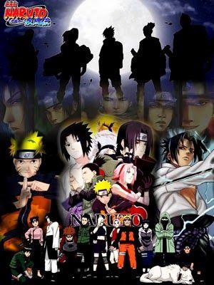 Naruto Shippuuden : Sức Mạnh Vĩ Thú