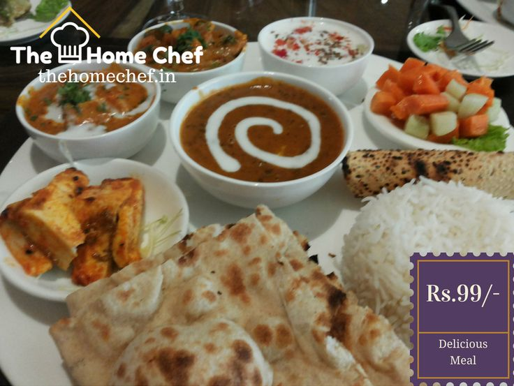 Fuel yourself today by eating yummy #DailyMeal order now from www.thehomechef.in               #OrderFoodOnline #YummyFood #Foodies #OnlineFood #IndianFood #TheHomeChefIndia