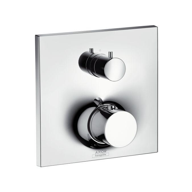Axor Massaud termostaatti piiloasennus yhdistetyllä käyttöventtiili/vaihtimella