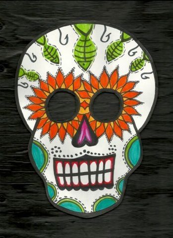 day of the dead craft ideas best 25 mexican crafts ideas on mexican 7658