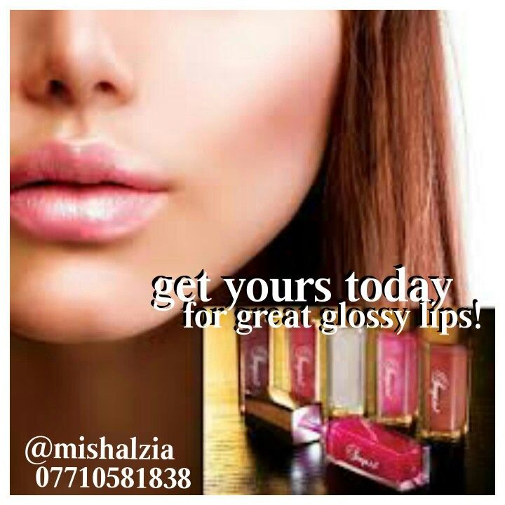 Get great glossy lips!  Order yours today!