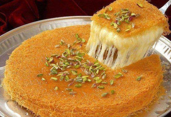 Φιάξτε Πολίτικο Κιουνεφέ (künefe peyniri) –  Πως παρασκευάζεται (Βίντεο)