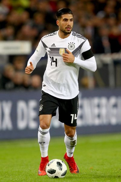 Germany V France International Friendly With Images Emre Can