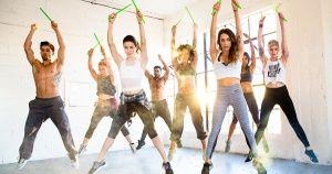 Unnuevo ejercicio con elque jamás teaburrirás yquemarás muchísimas calorías
