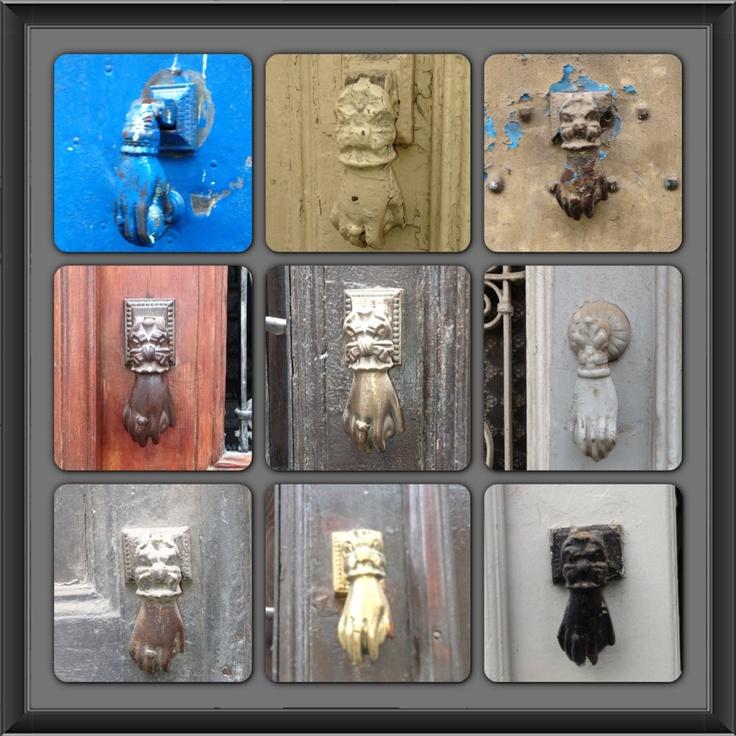 Door handle - antakya / turkey