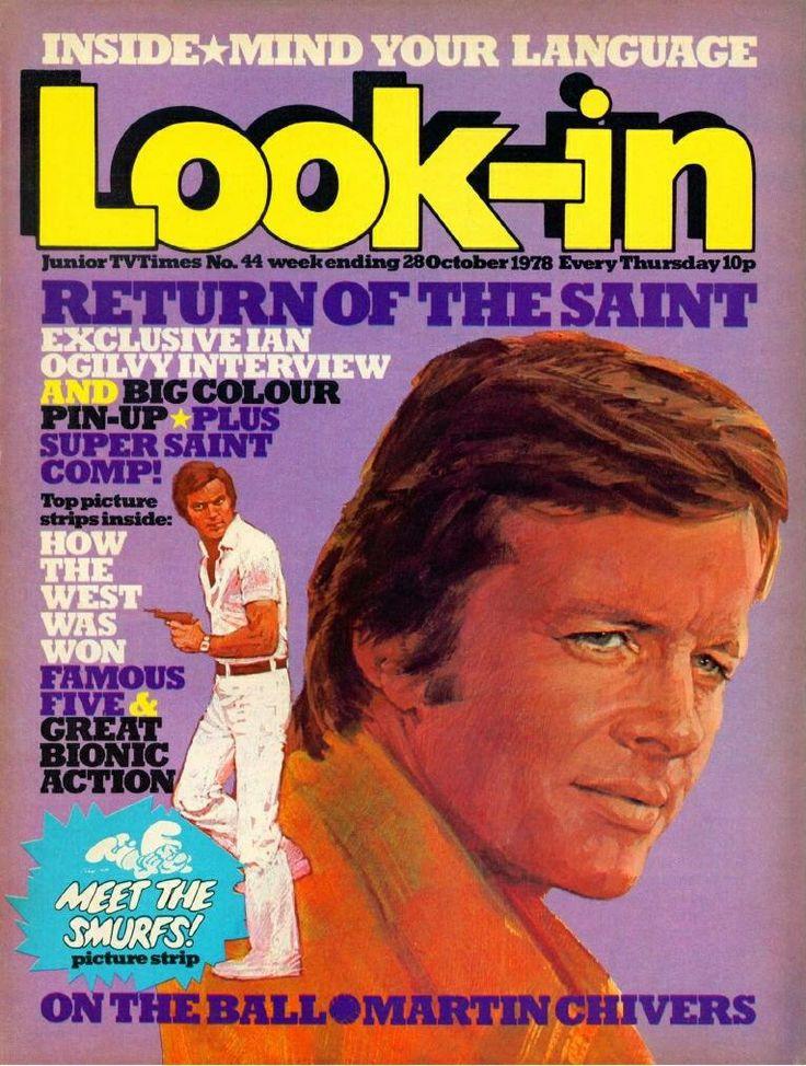 October 1978, Return of the Saint.