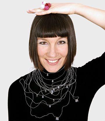 Jewellery Designer Tiffany Rowe