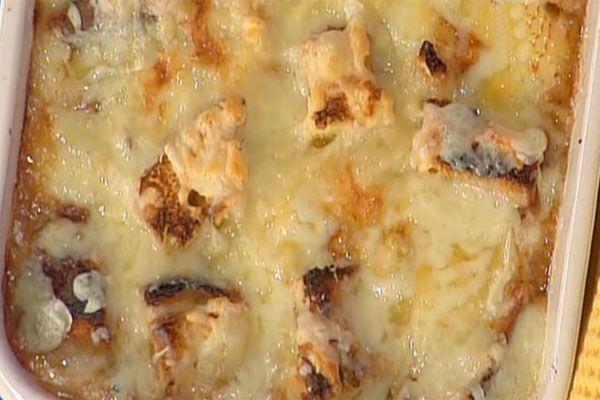 Ricetta Zuppa di cipolle - Sergio Barzetti