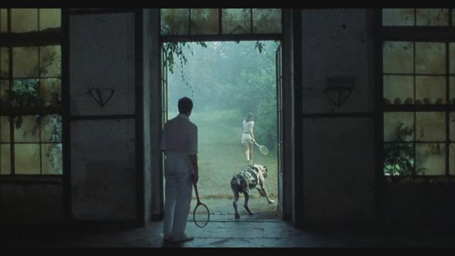 Il Giardino dei Finzi-Contini, Vittorio De Sica (1971): Il Tennis, De Sica, Italian Garden, Film Palettes, Dei Finzi Contini, Il Giardino Dei Finzi-Contini, Dei Finzicontini, Tennis Da, Products Design Film