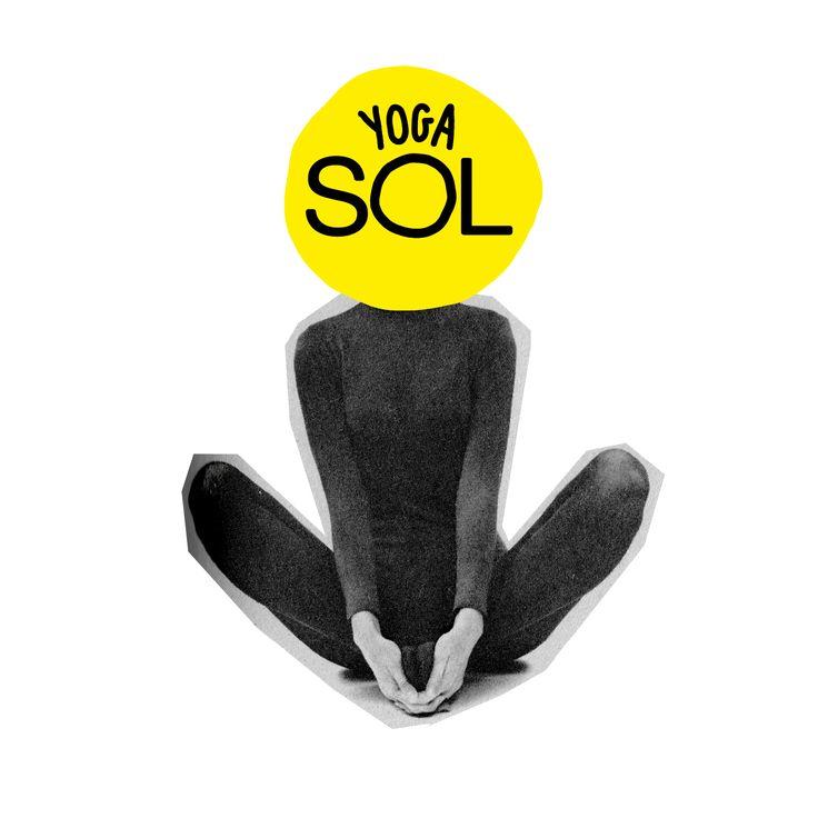 Logo Yoga Sol