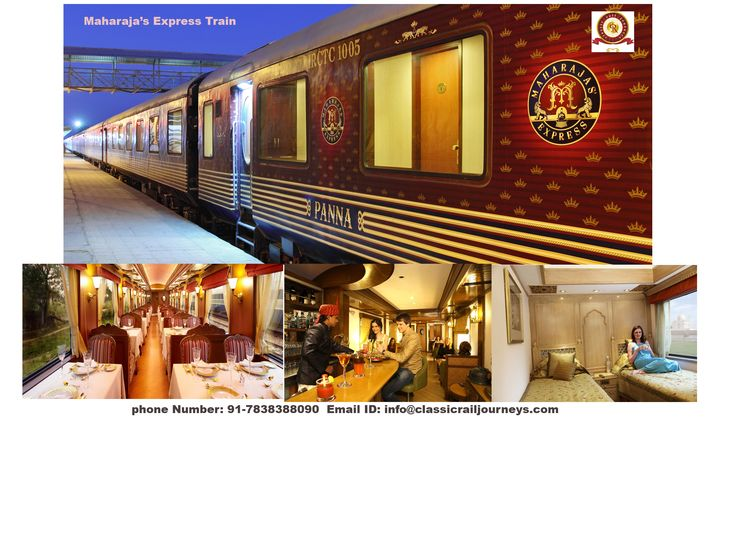 #maharajas #express #train : Find all amentities & service of maharajas express train with suggestion .