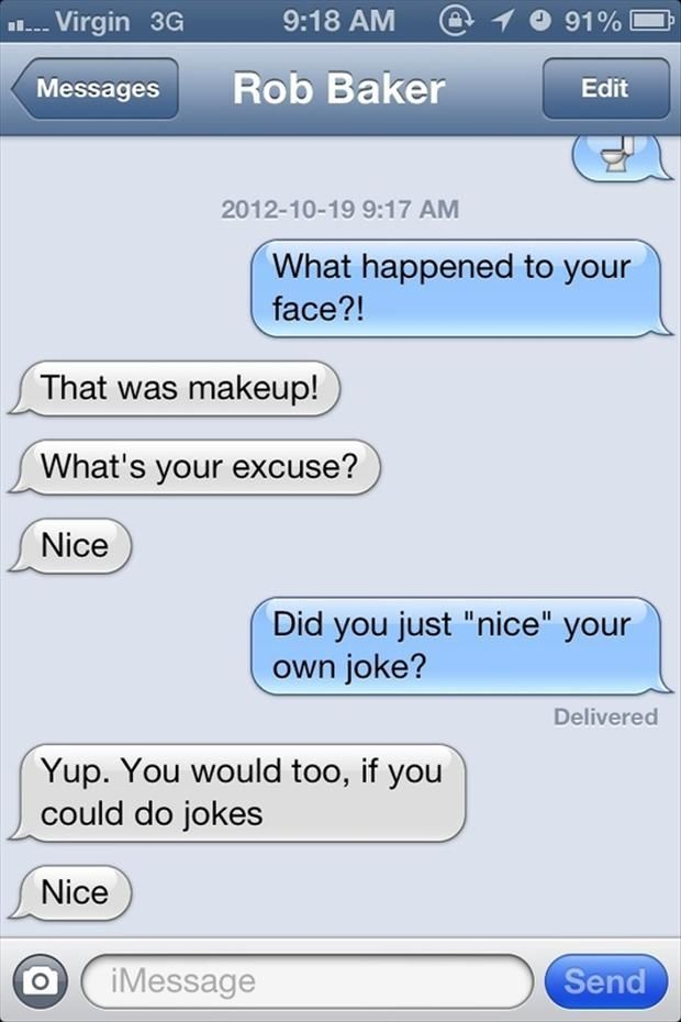 17 Best images about Funny Texts on Pinterest | Texting ...