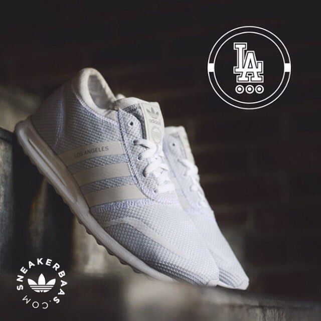 #adidas #la #sneakerbaas #baasbovenbaas  Adidas - Los Angeles- Adidas comes with a new edition of the Adidas Los Angeles series. The sneaker is equipped with lightweight, mesh materials and that makes it an ideal summer sneaker.  Now online available | Priced 94,99 Euro! | Men Sizes 39 EU - 47 EU/ Wmns Sizes 36 - 42 EU