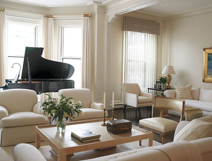 Robert Wrubel Design  Sophisticated Interior Design  Boston Ma Simple Living Room Boston Design 2018