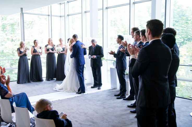 Royal Conservatory of Music wedding ceremony