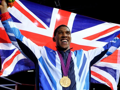 Anthony Joshua rounded off Great Britain's most successful boxing performance at an Olympic Games for over 100 years in dramatic fashion as he made up a three-point deficit in the final round to claim super-heavyweight gold on countback.