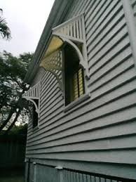 Image result for window awnings for casement windows on old queenslander