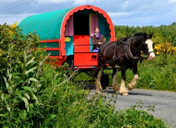 Brilliant Hit The Road With A Horse Drawn Caravan And Enjoy A Gypsy Adventure