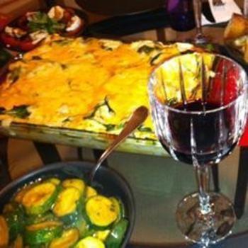 Maine Lobster Lasagna: Recipe, Parmesan Cheeses, Steamed Maine, Garlic Bread, Alfredo Sauce, Garden, Combine Tender