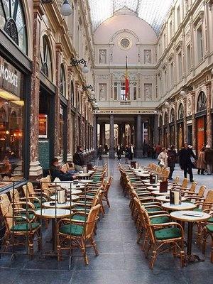 Galeries Royales St-Hubert (St. Hubert Royal Galleries