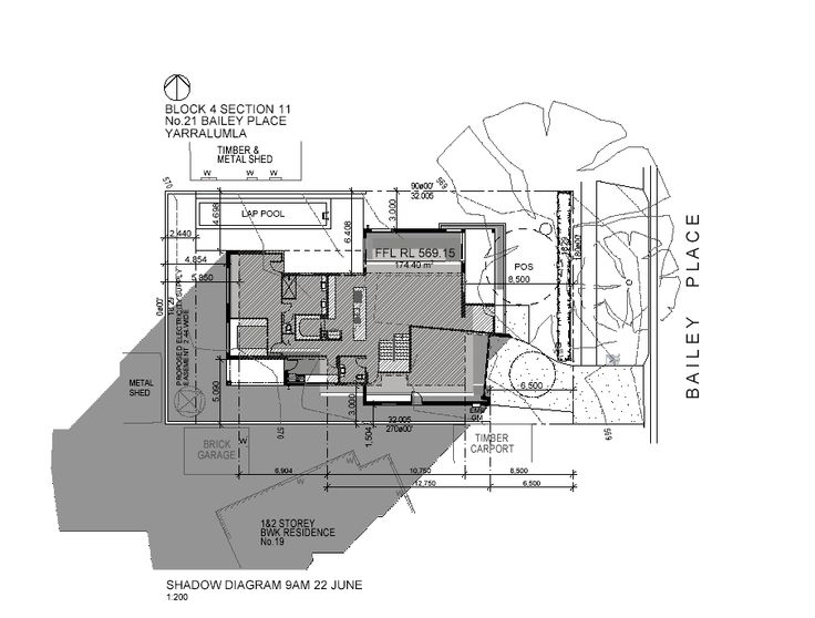 79 best architecture solar study shadow diagrams images on shadow diagram 9am22jun yarralumla residence ccuart Gallery
