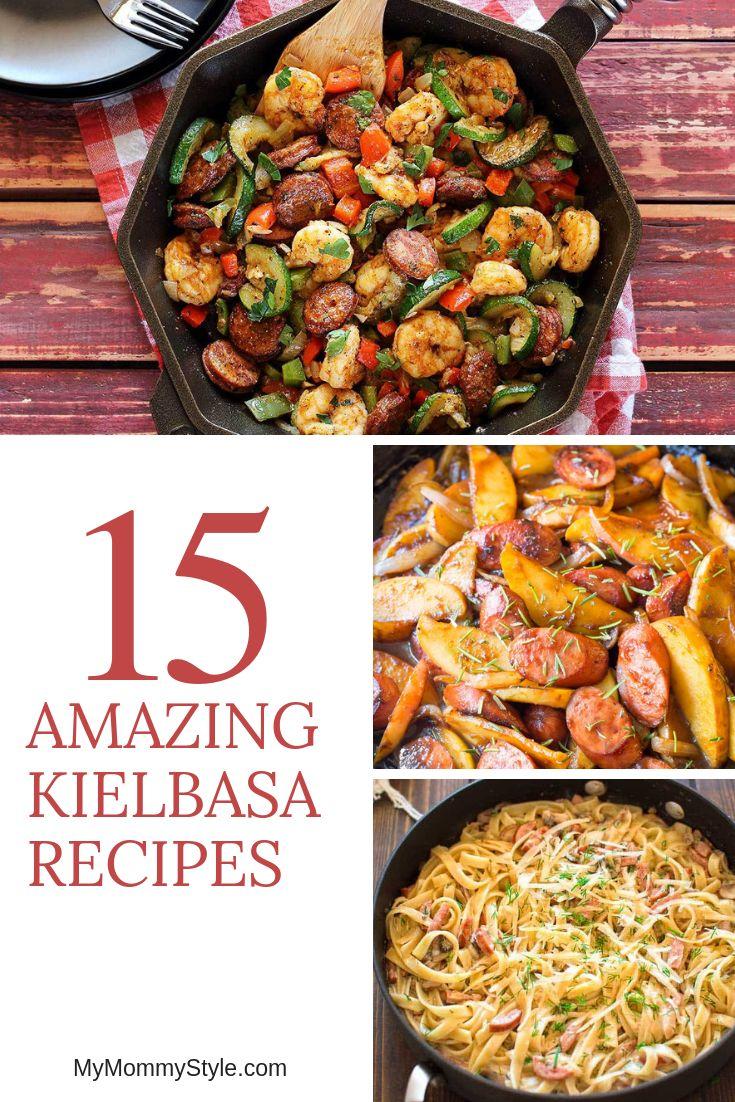 How to cook kielbasa - 15 delicious recipes | Kielbasa ...