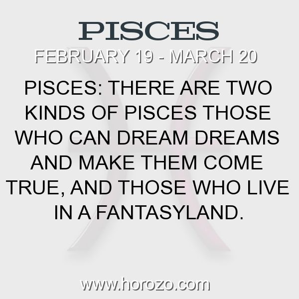 Fact about Pisces: Pisces: There are two kinds of Pisces those who can... #pisces, #piscesfact, #zodiac. Pisces, Join To Our Site https://www.horozo.com  You will find there Tarot Reading, Personality Test, Horoscope, Zodiac Facts And More. You can also chat with other members and play questions game. Try Now!