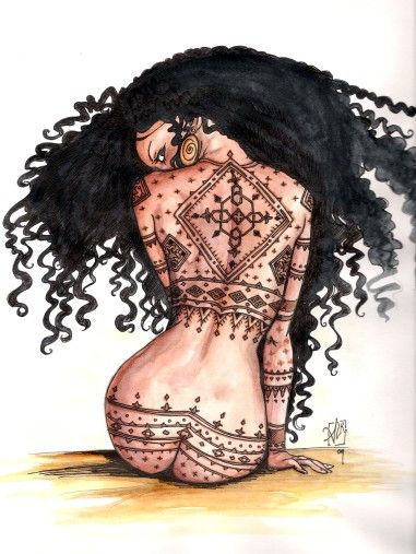 Best 25 Afro Tattoo Ideas On Pinterest Crown Art Dope