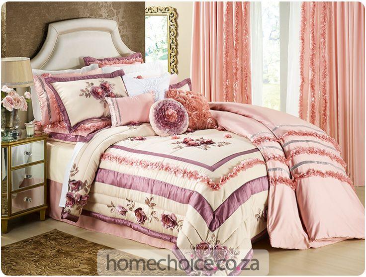 Aimee duvet and comforter set http://www.homechoice.co.za/Bedding/Bedding-Sets/Aimee.aspx