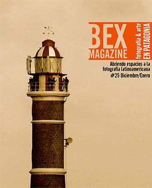 Tapa Bex Magazine numero 25 Especial Uruguay
