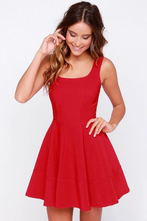 Asombrosos vestidos cortos de temporada para señoritas